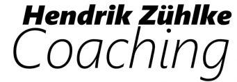 Schriftzug Hendrik Zühlke - Coaching